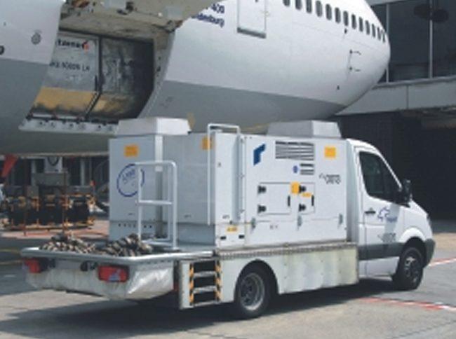 Air Start Unit MSU 400